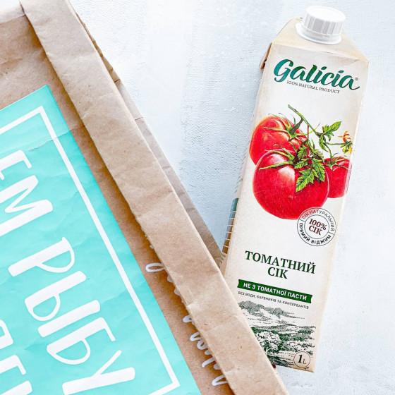Сок томатный, Galicia 1л